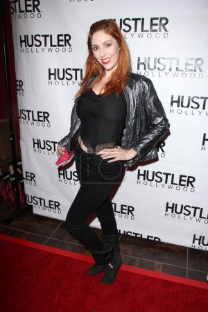 Photo for Lauren Phillips at the Hustler Hollywood Grand Opening, Hustler Hollywood, CA 04-09-16 - Royalty Free Image
