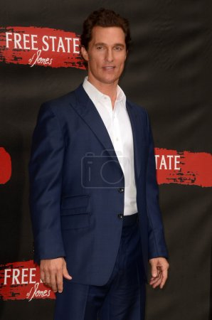 Matthew McConaughey actor