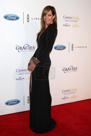 Allison Janney at the 41st Annual Gracie Awards Ga...