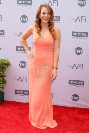 actress Katie Leclerc