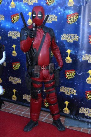 Deadpool at the 42nd Annual