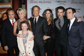 Bradley Whitford, Emma Thompson, Annie Rose Buckley, Tom Hanks, Rita Wilson, Colin Farrell, BJ Novak
