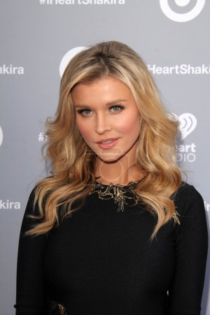 Photo for Joanna Krupa at the iHeartRadio Release Party For Shakira's Exclusive Deluxe Edition hosted by Target, iHeartRadio Theater, Burbank, CA 03-24-14 - Royalty Free Image