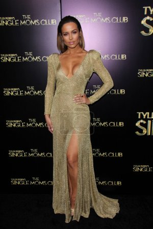 """Photo for Zulay Henao at the """"Tyler Perry's The Single Moms Club"""" World Premiere, Arclight, Hollywood, CA 03-10-14 - Royalty Free Image"""