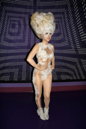 figure de Lady Gaga