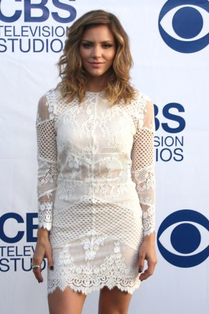 Katharine McPhee at the CBS Summer Soiree, The Lon...