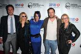 David Arquette, Rosanna Arquette, Alexis Arquette, Richmond Arquette and Patricia Arquette