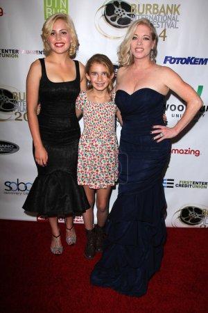 Madison Rose, Angelina Mann and Kelly Mullis