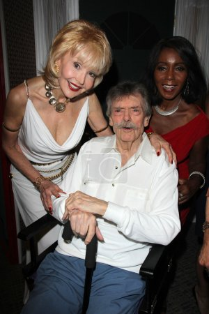 Francine York, Judy Pace and  Bernard Fox
