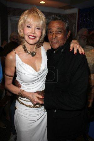 Francine York and Don Marshall