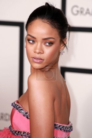 Photo for Rihanna at the 57th Annual Grammy Awards, Staples Center, Los Angeles, CA 02-08-15 - Royalty Free Image