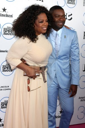 Oprah Winfrey David Oyelowo