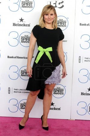 Photo for Kristen Bell at the 30th Film Independent Spirit Awards, Santa Monica, CA 02-21-15 - Royalty Free Image