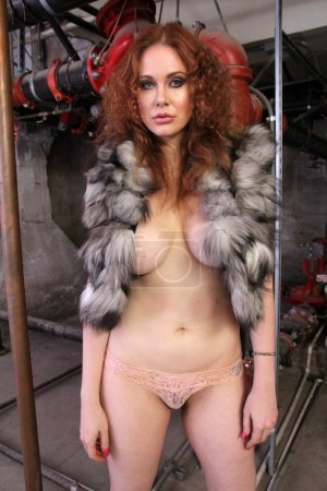 "Photo for Actress Maitland Ward ""Terror Chic"" Photo Shoot, The Continental Club, Los Angeles, CA 04-27-15 - Royalty Free Image"