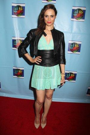 Melissa Mars actress
