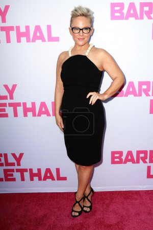 Rachael Harris At the