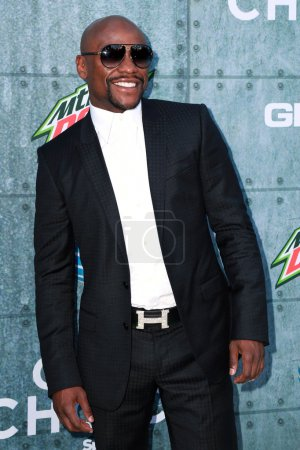Floyd Mayweather actor