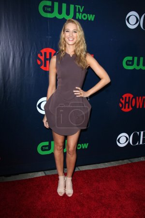 Yael Grobglas at the CBS, CW, Showtime Summer TCA ...