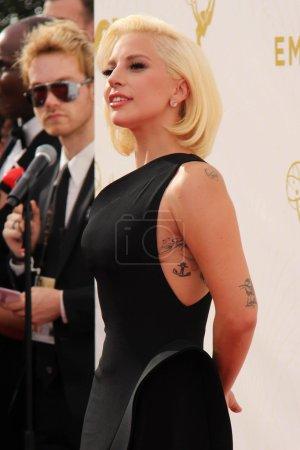 Леди Гага грех