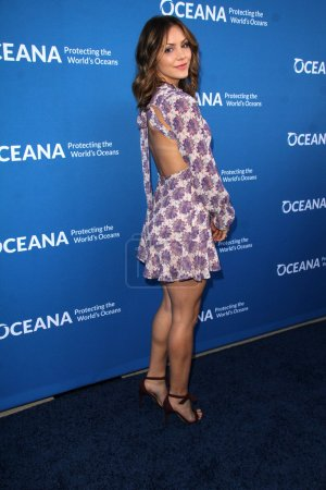 Katharine McPhee at the Concert for Our Oceans Los...