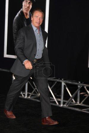 Arnold Schwarzenegger actor
