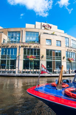 Hard Rock Cafe on the