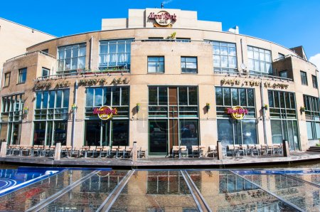 AMSTERDAMAPRIL 30 Hard Rock Cafe