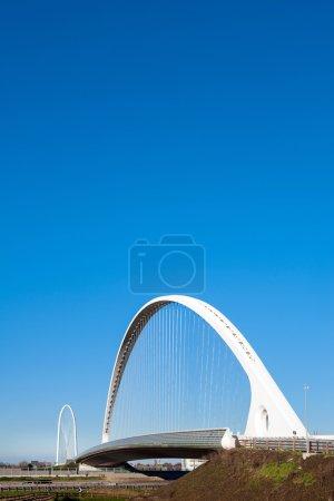 """Famous bridges complex """"Le Vele"""""""