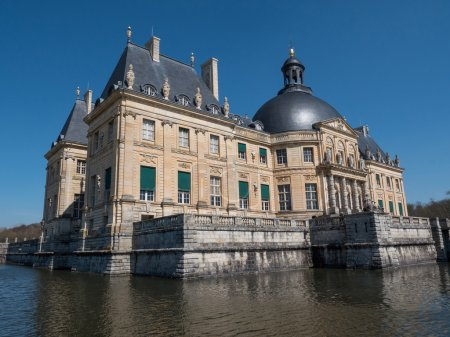 Vaux le Vicomte Castle in Paris