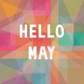 Hello May card1