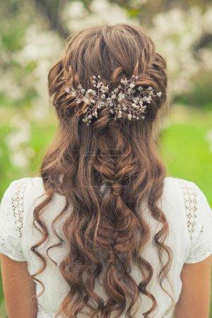 Beautiful  braid hairstyle
