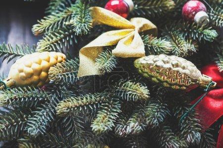 Christmas winter decoration