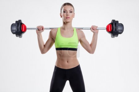 junge Fitness-Frau