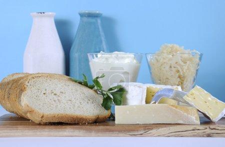 Healthy diet: Probiotic foods