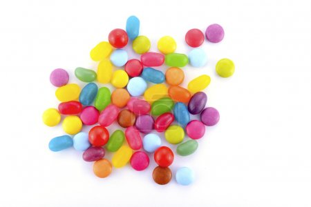 Bright colorful candy