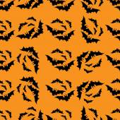 Bats seamless pattern 2