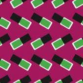 Nail polish seamless pattern 4