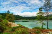 Linau jezera v Tomohon