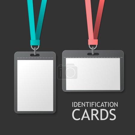 Badge Identification, Plastic Id Cards