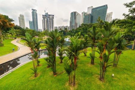 Kuala Lumpur, different perspective