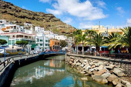 Puerto Mogan Gran Canaria Spain