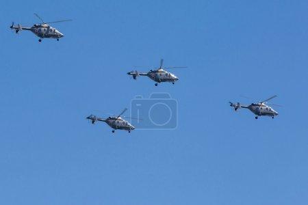 Ansat-U light multipurpose helicopters