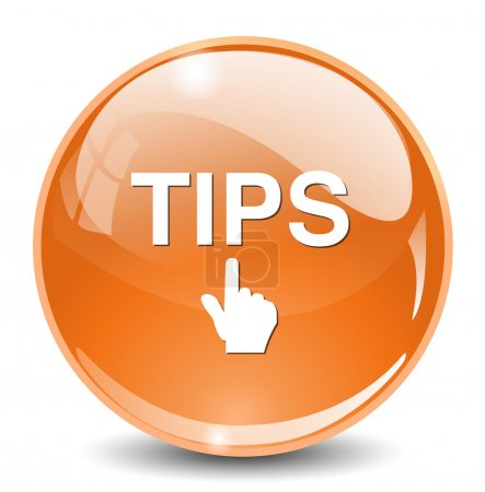 Tips Button icon