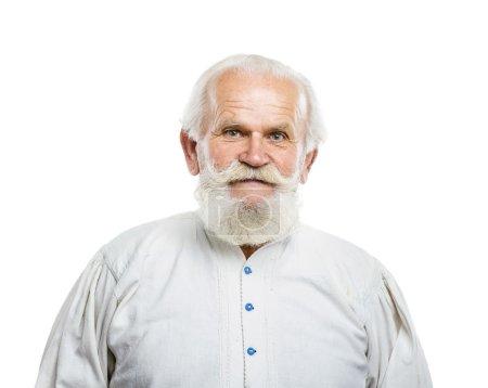 Old bearded man
