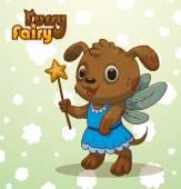 furry fairy  Puppy