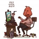 Постер, плакат: Ugly work mate