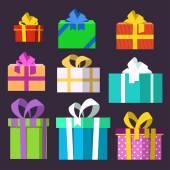 presents set 01