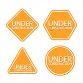 construction signs set 01