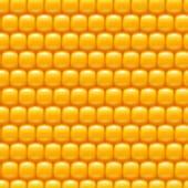 Illustration of gold color vector corn square background