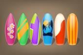 six surfs